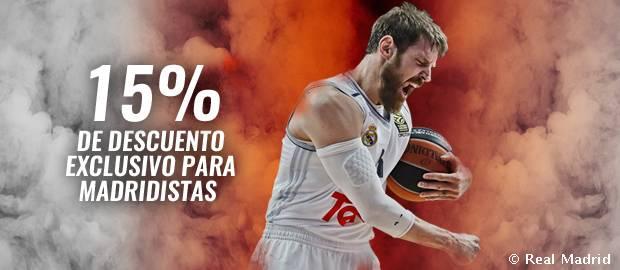 Real Madrid Baloncesto - Olympiacos