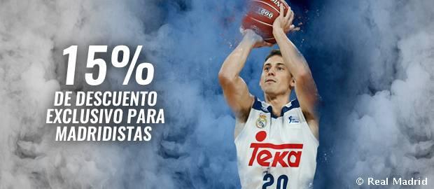 Real Madrid Baloncesto - UCAM Murcia