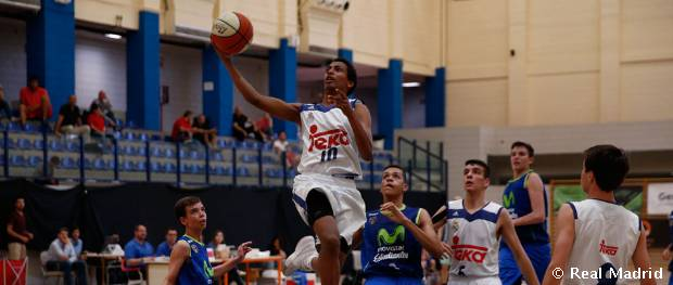 Final Four Movistar Estudiantes - Infantil A