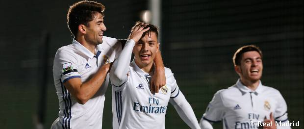 Real Madrid Castilla - Navalcarnero