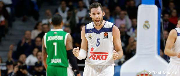 Real Madrid - Unics Kazan