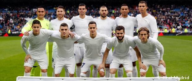El Real Madrid jugó con una camiseta de apoyo a los océanos  e780936d99a87