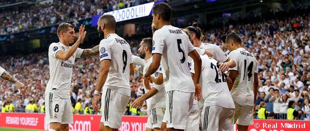 Real Madrid Bertekuk Lutut di Markas Sevilla