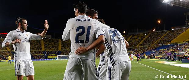 VIDEO: UD Las Palmas - Real Madrid C.F. 2:2