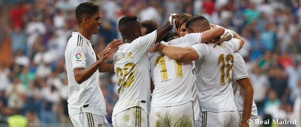 Real Madrid v Granada to be played on 5 October at 4pm ...