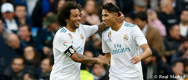 Real madrid cf official website alegra achraf marcelo stopboris Image collections