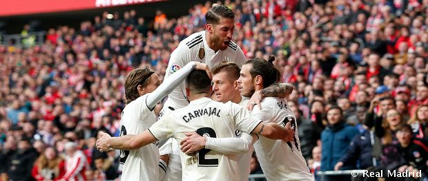 e8fe0b58ee03e6 Real Madrid CF | Official Website