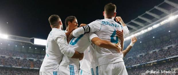 29ba915f76f Real Madrid's fixture list for 2018/19 LaLiga season | Real Madrid CF