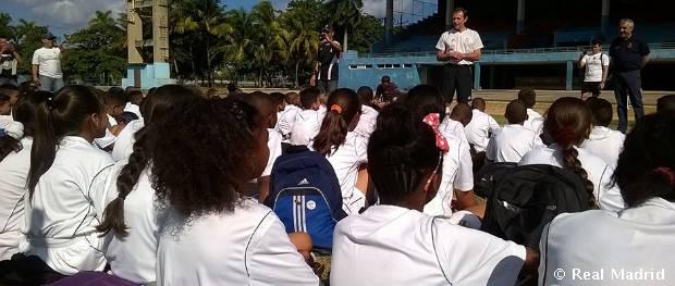 Fundación Cuba