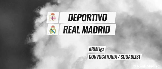 Deportivo - Real Madrid