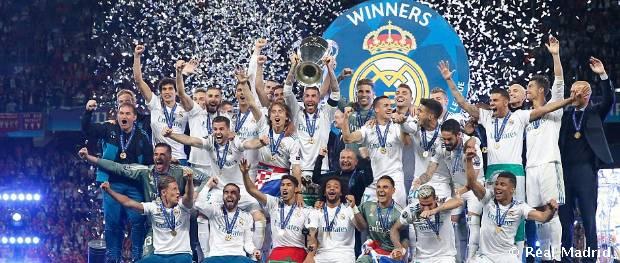 From 'la Décima' to 'la Decimotercera' European Cups (2011-2020) | Real  Madrid C.F.