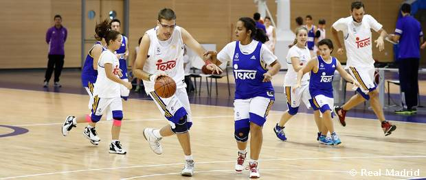 Torneo sociodeportivo de baloncesto de la fundaci 243 n real madrid cf