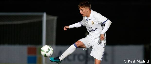 Real Madrid Castilla - Sestao River