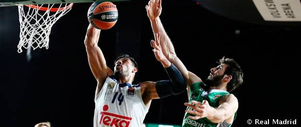 Darussafaka Dogus - Real Madrid