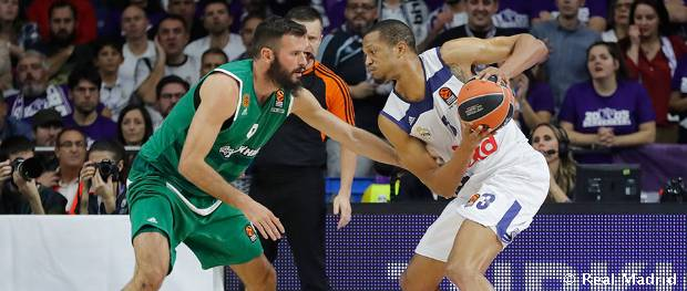 Real Madrid - Panathinaikos