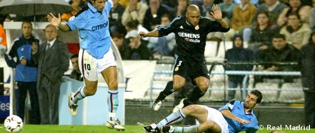 best website 21c12 a648b Roberto Carlos | Real Madrid CF