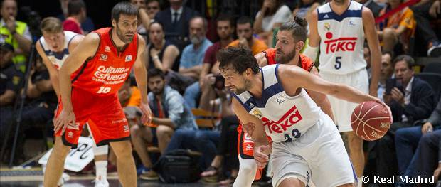 Valencia Basket - Real Madrid