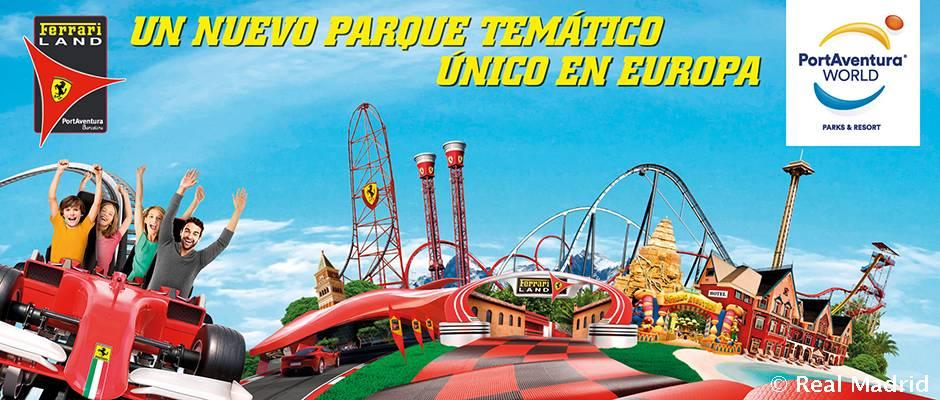 Promoci n especial de verano 20 de descuento en tu entrada combinada portaventura park - Promo entree port aventura ...