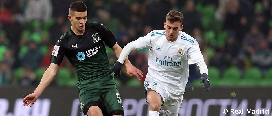 """0(0)-0(3): """"ხუვენილ A"""" UEFA-ს ახალგაზრდული ლიგის მერვედფინალშია"""