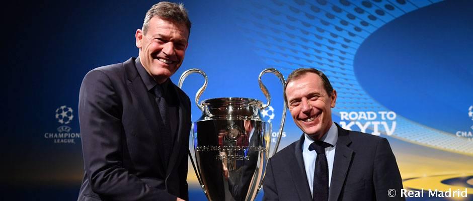 Bayern Múnich-Real Madrid en semifinales de la Champions 2765993_1481281_h1