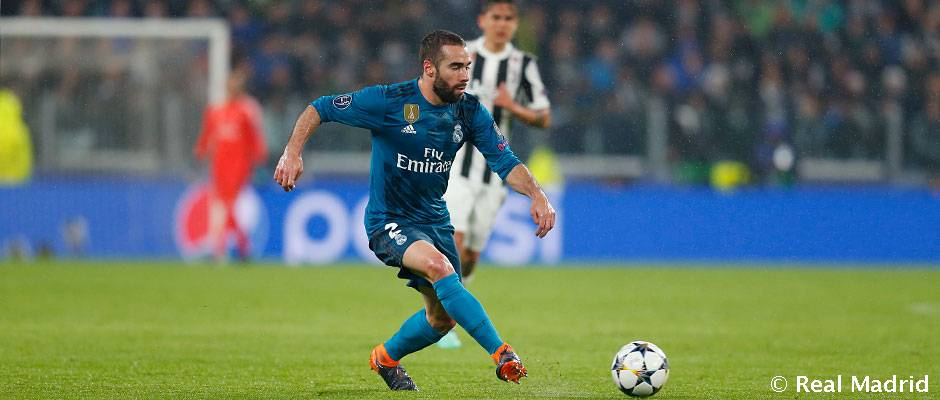 Carvajal is on the best unbeaten run in the Champions League