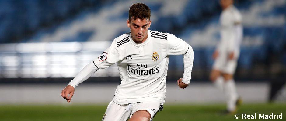 Alberto medical report | Real Madrid CF