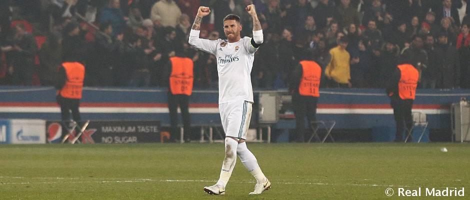 PSG - Real Madrid