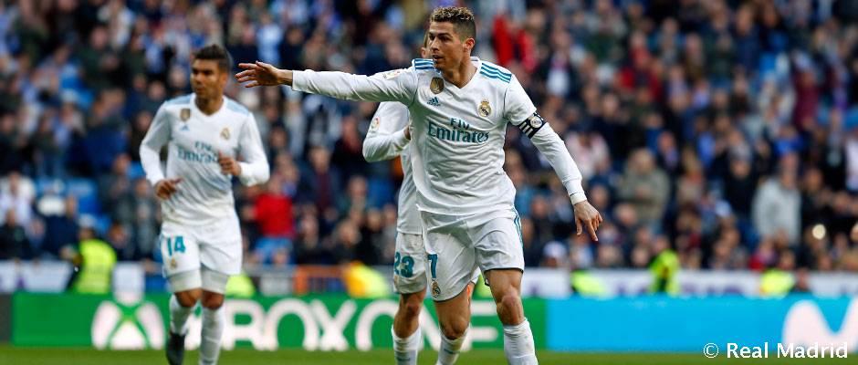 Cristiano Ronaldo  300 LaLiga goals for Real Madrid  4fca907b2
