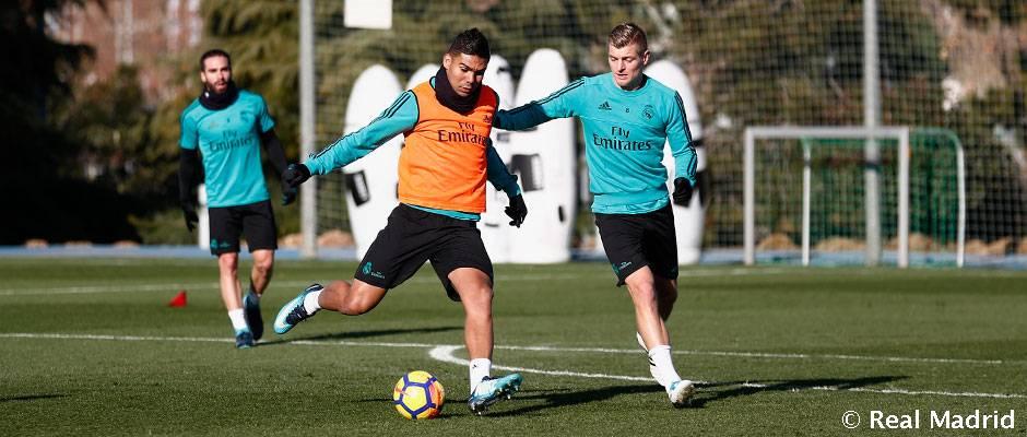 _1rm4855-2 El Madrid ya prepara el partido ante el Villarreal - Comunio-Biwenger