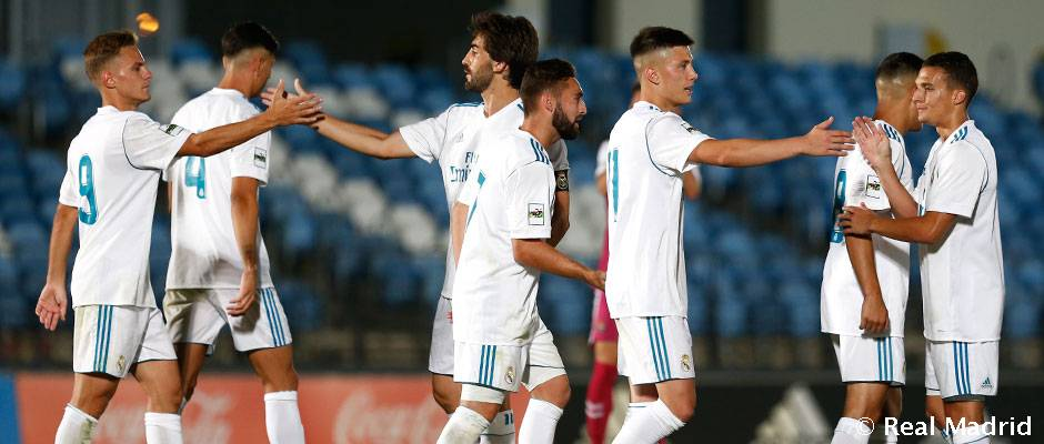 Real Madrid Castilla - Valladolid B