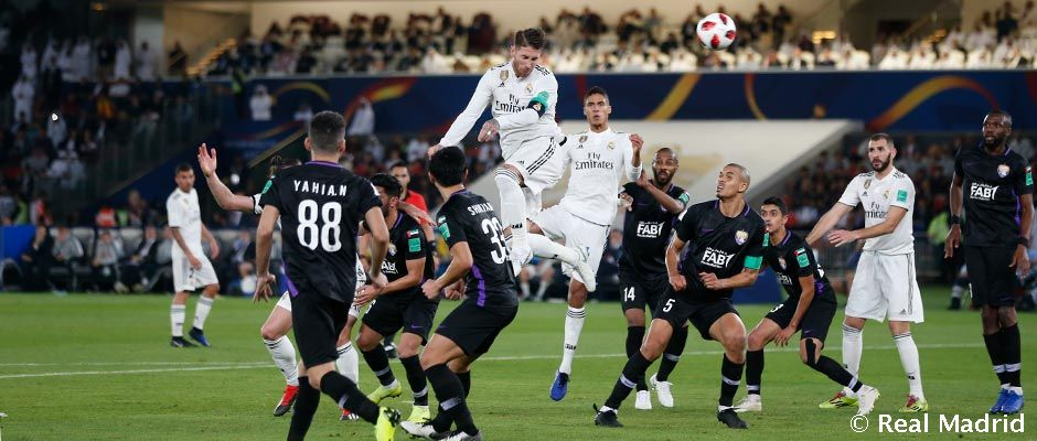 Real Madrid -  Al Ain
