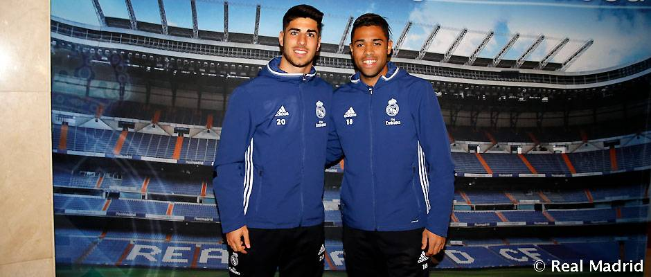 ¿Cuánto mide Marco Asensio? - Real height _2rm0500