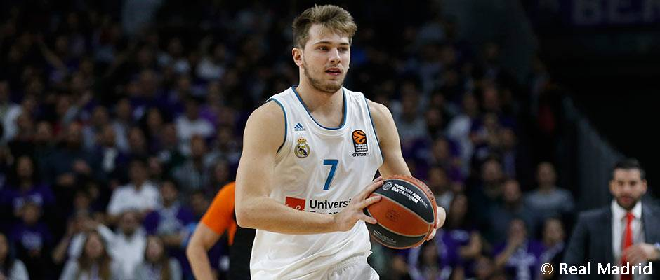 9ec81b289de Doncic makes it 200 games with Real Madrid