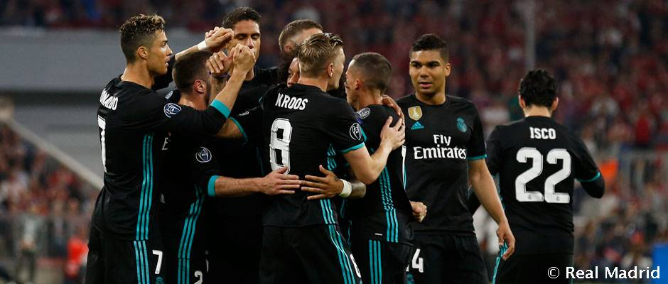 2000 UEFA Champions League Dreieck 150 cm Winner Real Madrid