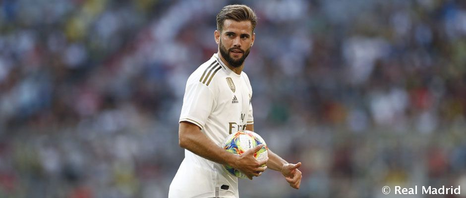 Nacho is heading into his 19th season with the club