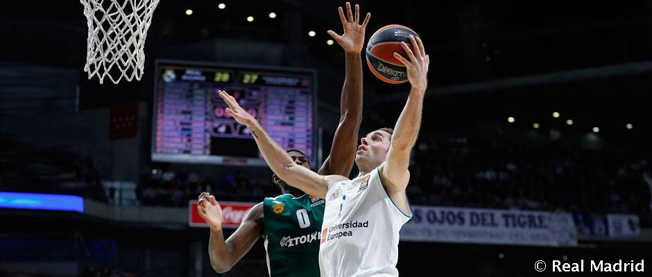 Causeur named MVP of EuroLeague Round 25