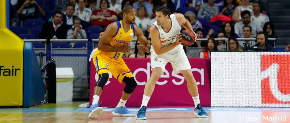 Reyes becomes all-time joint-top Endesa League appearance-maker