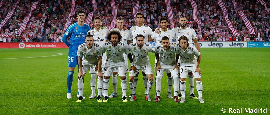 Athletic Club - Real Madrid