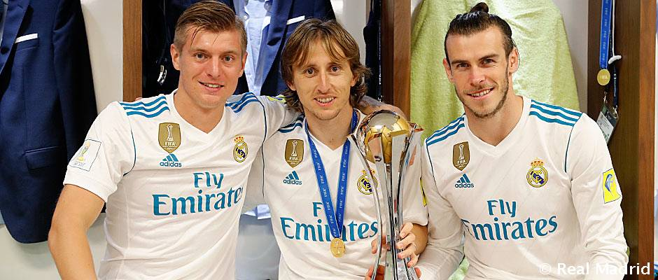 ccc6061708c Real Madrid discover 2018 Club World Cup fixture schedule