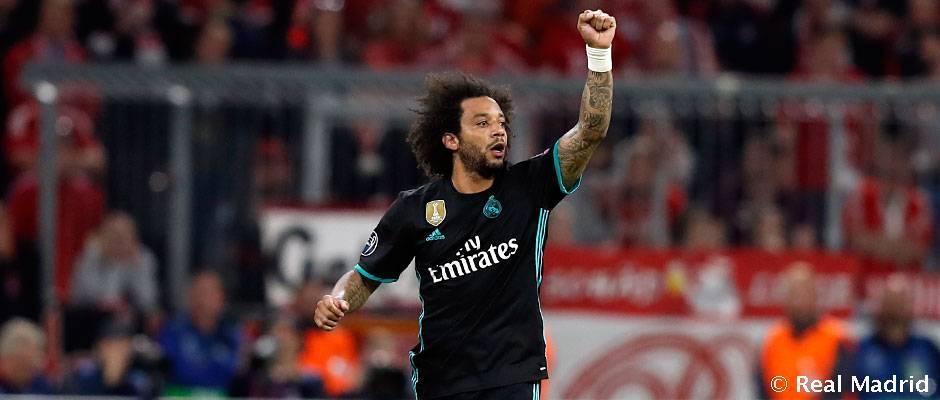 CHAMPIONS  SEMIFINALES (VUELTA) 01/05/2018 REAL MADRID BAYERN _5am1863