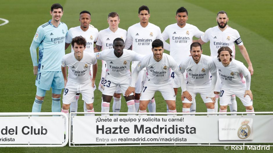 Real Madrid - Levante