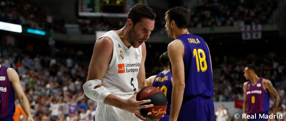 87 67 Real Madrid Rattle Barcelona As They Gain Advantage In The Final Real Madrid Cf