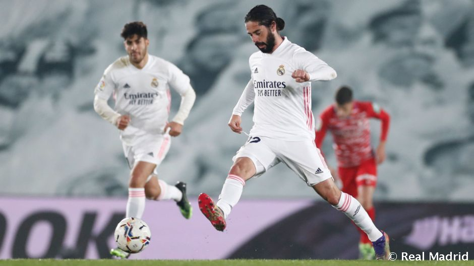 Isco: 150 LaLiga wins at Real Madrid