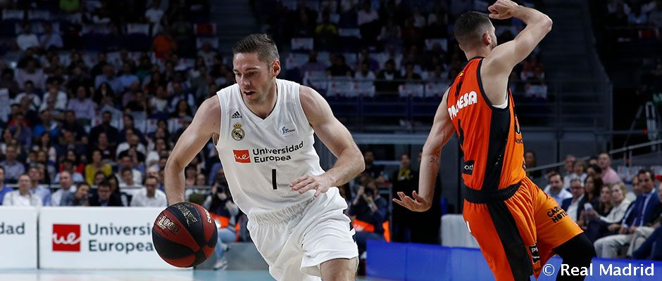 Real Madrid To Take On Valencia Basket In League Semis Real