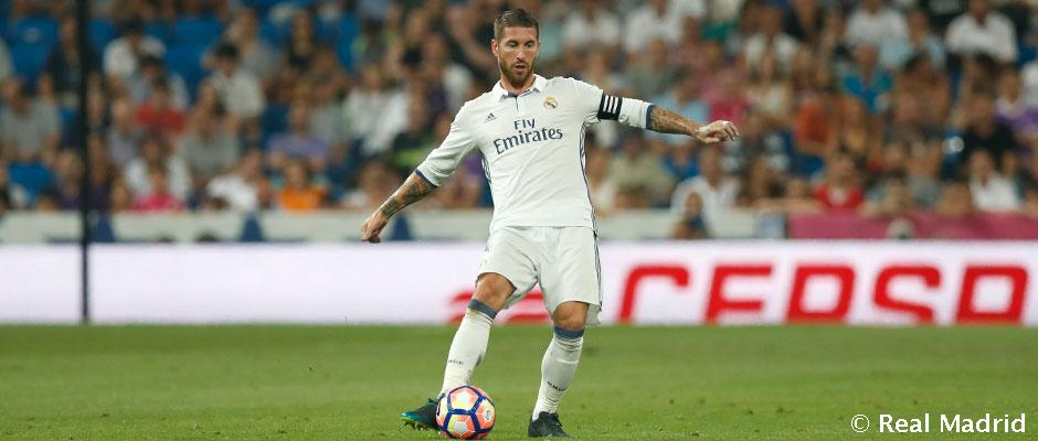 man of the match real madrid