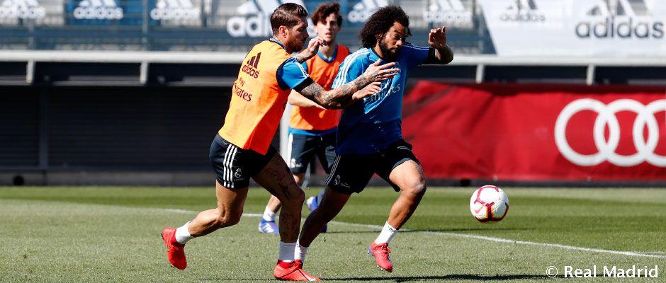 _he16941_h2_20190307010124 Reguilón, Bale y Navas entrenaron al margen del grupo - Comunio-Biwenger