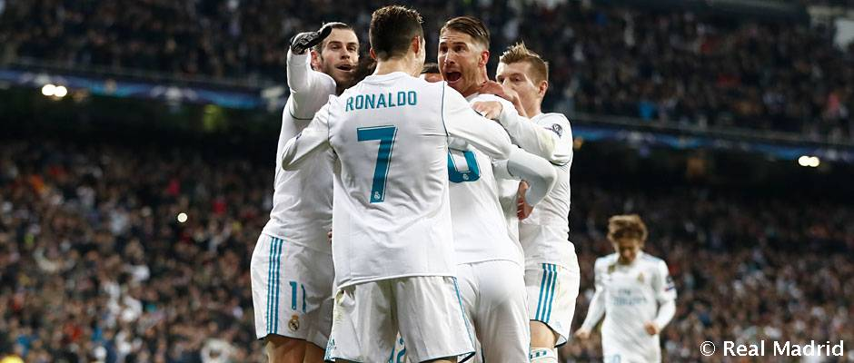 CHAMPIONS  SEMIFINALES (VUELTA) 01/05/2018 REAL MADRID BAYERN - Página 2 _he16978