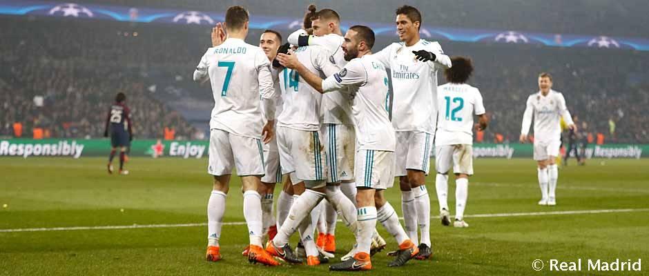 CHAMPIONS CUARTOS (IDA) 03/04/2018 JUVENTUS  REAL MADRID _he18458_horizontal