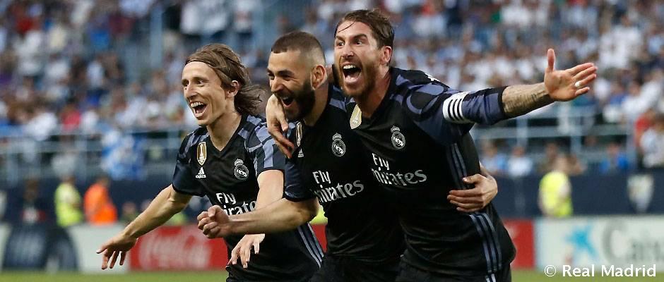 """""""Real"""" o'z tarixida ilk bor La Liganing barcha uchrashuvlarida gol kiritdi"""