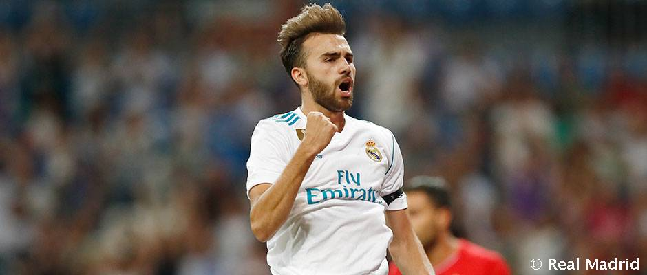Borja Mayoral has found the net on seven occasions this season
